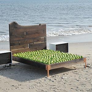ivana's bed